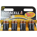 Batterien Duracell Plus Power AA MN1500/LR6, K8