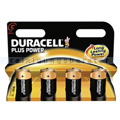 Batterien Duracell Plus Power C MN1400/LR14, K4