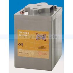 Batterien und Ladegeräte CTM Gel Batterie CTC 180-6 Gewinde