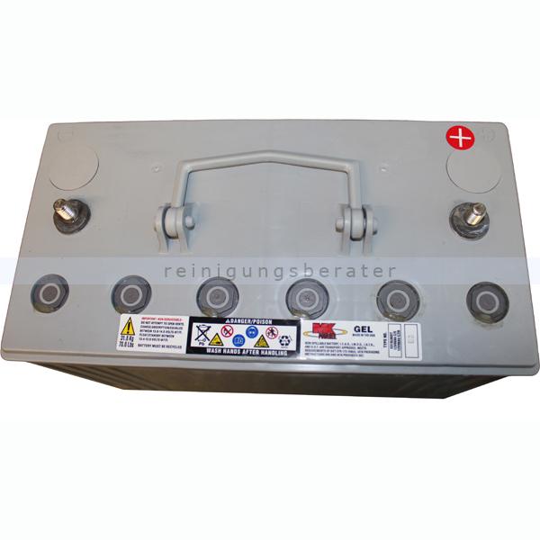 Wartungsfreie Gel Batterie für Numatic Scheuersaugmaschinen wartungsfreie Gel-Batterie 1 Stück 205112