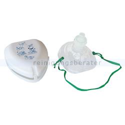 Beatmungshilfe Leina Taschen Beatmungsmaske weiß