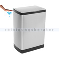 berührungsloser Sensor Mülleimer Easybin SilverFlatline 30 L