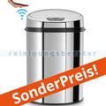 berührungsloser Sensor Mülleimer Echtwerk Edelstahl 9 L