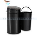 berührungsloser Sensor Mülleimer Echtwerk schwarz 30 L