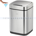berührungsloser Sensor Mülleimer EKO EcoSmart 6 L Edelstahl
