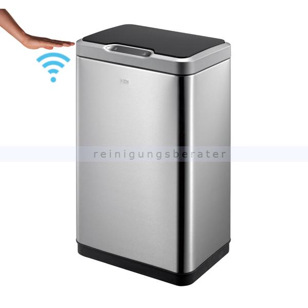 eko mirage sensor bin 30 l ber hrungsloser sensor m lleimer. Black Bedroom Furniture Sets. Home Design Ideas