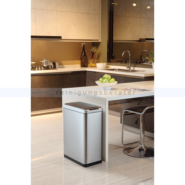 eko phantom sensor bin 30 l ber hrungsloser sensor m lleimer. Black Bedroom Furniture Sets. Home Design Ideas