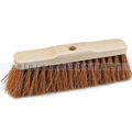 Besen Nölle Saalbesen Kokos mit Holzkörper und Loch 50 cm