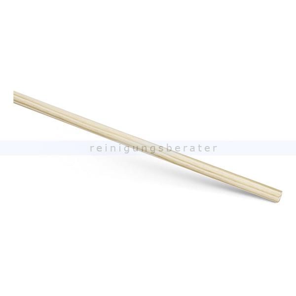Holzstiel Nölle einfach 1200-24 mm Holzstiel für alle Besen mit Lochaufnahme für normalen Stiel