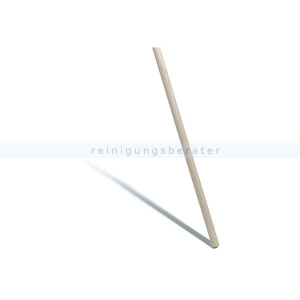 Holzstiel Nölle einfach 1400-24 mm Holzstiel für alle Besen mit Loch