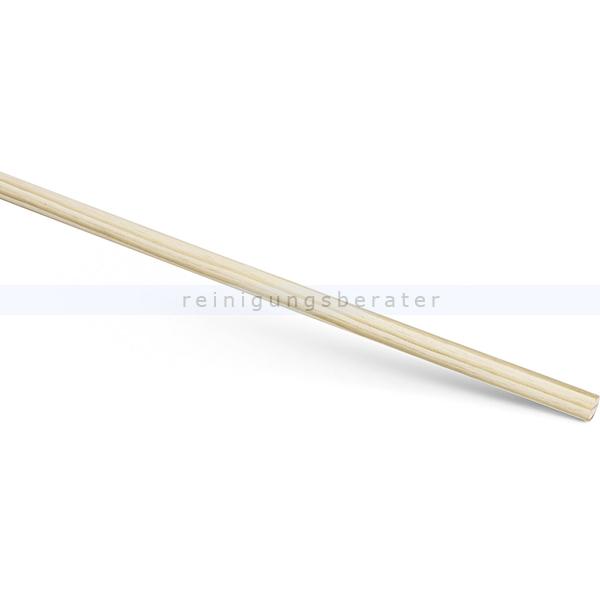 Holzstiel Nölle einfach 1500-24 mm Holzstiel für alle Besen mit Loch