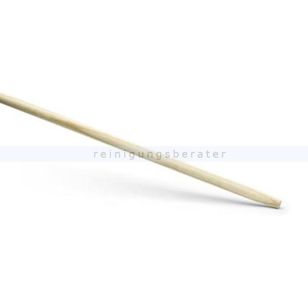 Nölle Bohnerbesenstiel 1400 x 26 mm Besenstiele Holzstiel für Bohnerbesen 452520