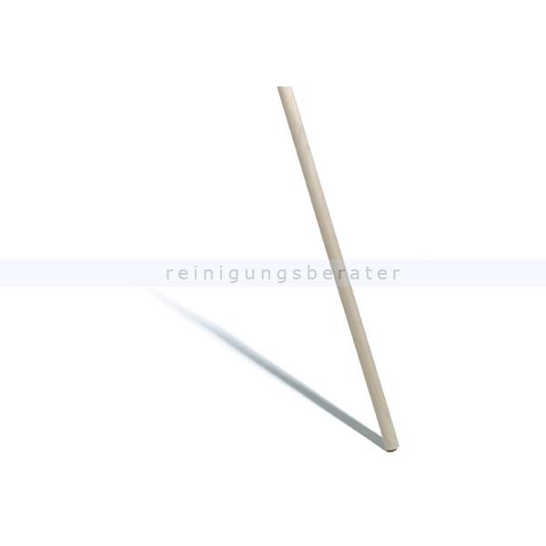 Sorex Bohnerbesenstiel 1400 x 26 mm Besenstiele Holzstiel für Bohnerbesen 14029