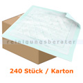 Bettunterlagen Abena Abri-Soft Superdry 60 x 60 cm Karton