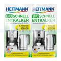 Bio-Entkalker Heitmann Schnell Entkalker 2x25 g