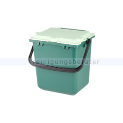 Bio Abfalleimer NaturaBiomat AirBox grün