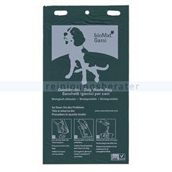 Bio Hundekotbeutel Natura Biomat 100 Stück grün