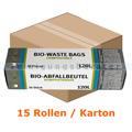 Bio Müllbeutel Bio4Pack, kompostierbar 120 L Karton