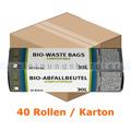 Bio Müllbeutel Bio4Pack, kompostierbar 30 L Karton