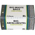 Bio Müllbeutel Bio4Pack, kompostierbar 8 L 75 Stück