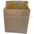Bio Papierbeutel Natura Biomat kompostierbar 10 L