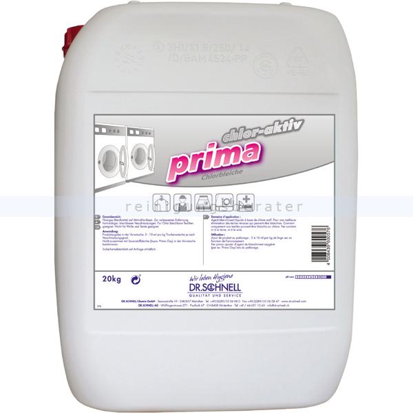 Dr. Schnell PRIMA chlor-aktiv 20 kg Flüssige Chlorbleiche 60059