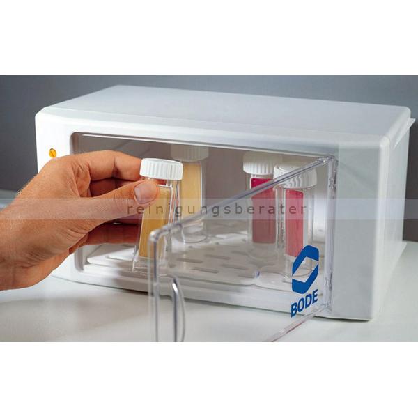 Paul Hartmann AG BODE Multirack Röhrchenhalter für Wärmeschrank ein Röhrchenhalter, Multirack für Ihren Bode Wärmeschrank 9811960