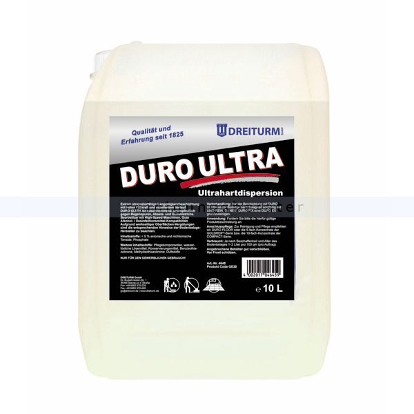 Bodenbeschichtung Dreiturm Duro Ultra 10 L