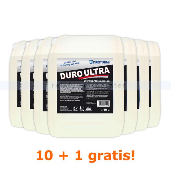 Dreiturm Duro Ultra 11 x 10 L Sommeraktion Sie erhalten 11 Kanister, zum Preis von 10 Kanistern 4645