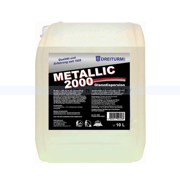 Bodenbeschichtung Dreiturm Metallic 2000 10 L