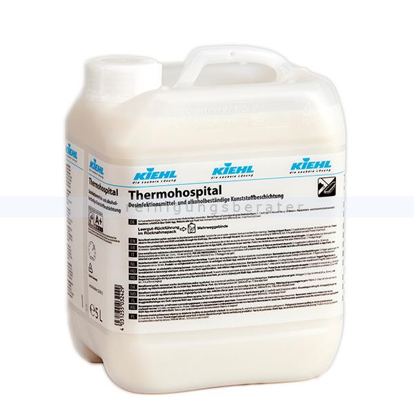 Kiehl Thermohospital 5 L desinfektionsmittel- und alkoholbeständige Dispersion j200605