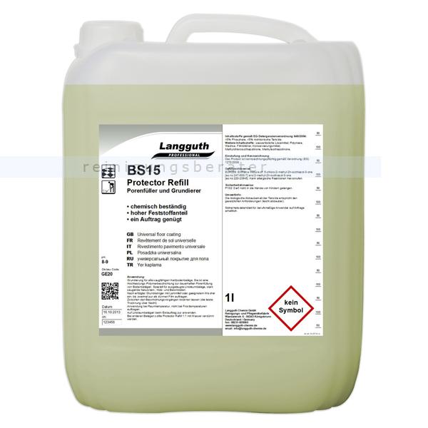 Bodenbeschichtung Langguth Protektor Refill BS15 10 L