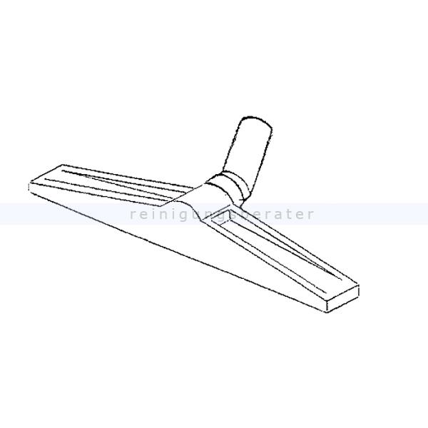 Bodendüse Nilco Nasssaugdüse mit Rollen Nw 38 Nw 38, B = 40 cm