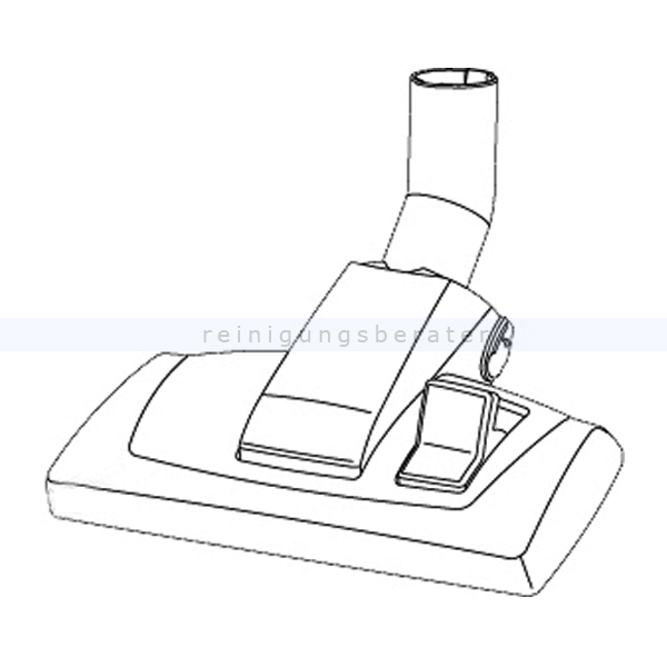 Bodendüse Taski Staubsauger, Universaldüse 28 cm umschaltbar für Hart- und Teppichböden für Vento 8 und 15 S 7523260