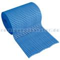 Bodenmatte Miltex Yoga Soft Step® blau 0,60 x max.15 m
