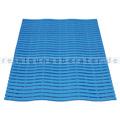Bodenmatte Miltex Yoga Soft Step® blau 60 x 90 cm