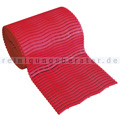 Bodenmatte Miltex Yoga Soft Step® rot 0,60 x max.15 m