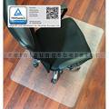 Bodenschutzmatte Floortex Cleartex ultimat 120x134 cm