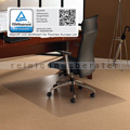 Bodenschutzmatte Floortex Cleartex ultimat 120x200 cm