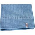 Bodentuch Mega Clean Mikrofaser blau 50x60 cm