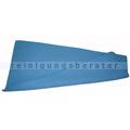Bodentuch Waffeltuch 55x27 cm blau