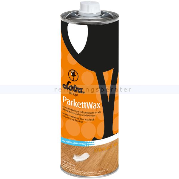Bohnerwachs LOBA® ParkettWax 1 L