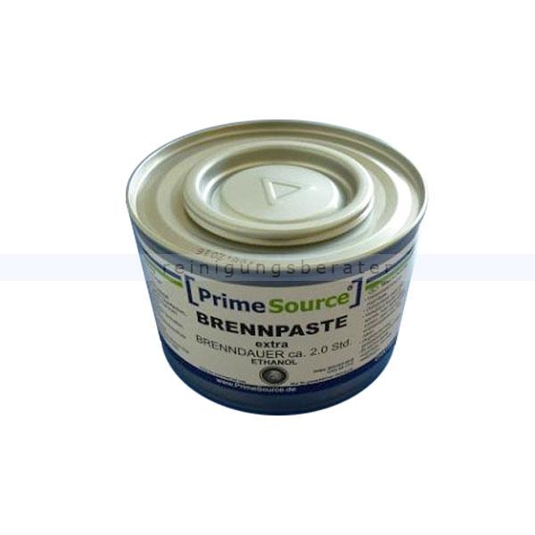 Reinigungsberater Brennpaste 2 Std extra PrimeSource Ethanolbrennpaste für Chafing Dish Warmbehälter 321016