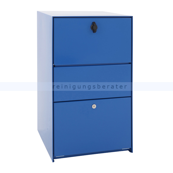 briefkasten xxl blau. Black Bedroom Furniture Sets. Home Design Ideas