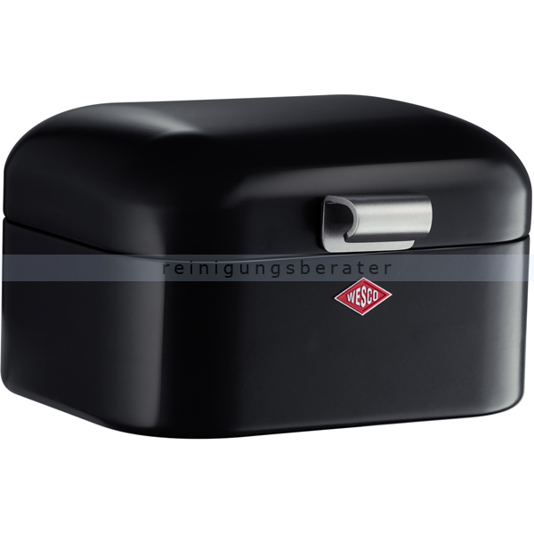 Brotkasten Wesco Mini Grandy schwarz