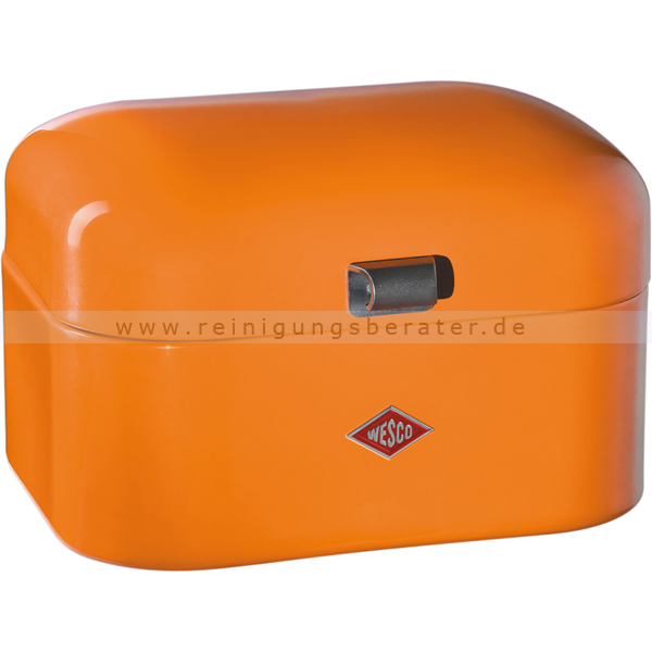 Wesco single grandy retro design brotkasten brotbox mandel