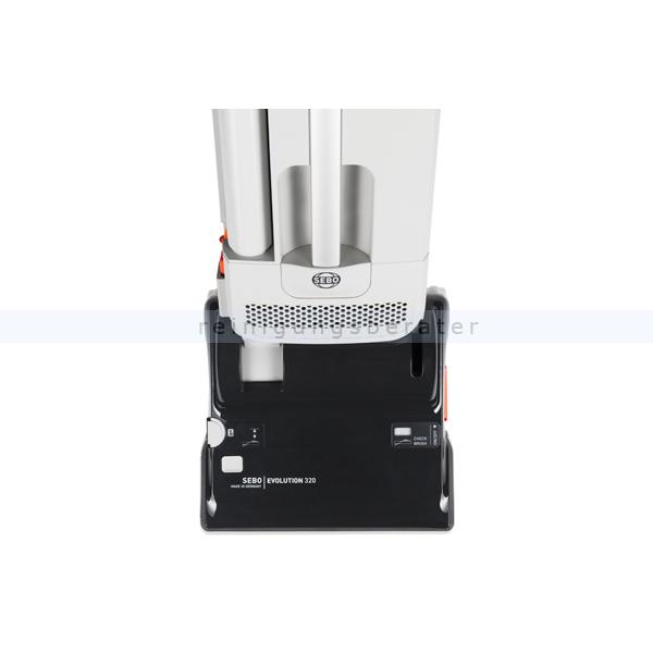 Lufterfrischer Sebo Fresh für Staubsauger 5er-Pack Sauger-Deo mit Limettenduft