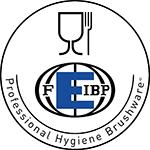 FEIBP - Kennzeichnung für Professionelle Hygiene-Bürstenwaren
