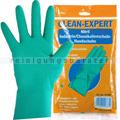 Chemikalien Schutzhandschuhe Ampri Clean Expert grün L