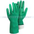 Chemikalien Schutzhandschuhe Ampri Clean Protect grün L